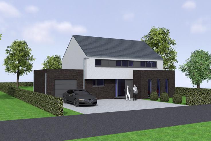Delta constructions maison cl sur porte omal for Maison cle sur porte avec terrain compris