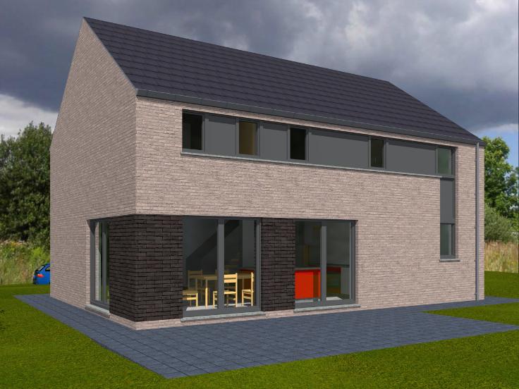 Delta constructions maison cl sur porte les waleffes - Entreprise de construction cle sur porte belgique ...