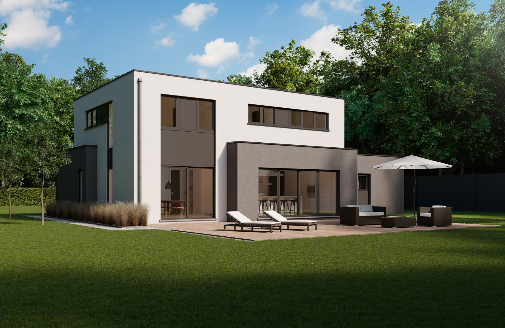 Delta constructions maison cl sur porte warnant dreye for Maison cle sur porte avec terrain compris