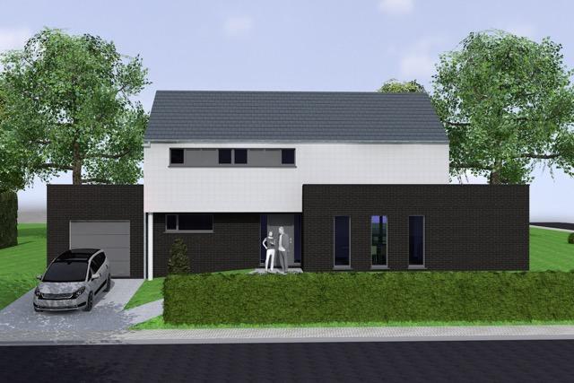 Delta constructions maison cl sur porte dolembreux for Maison cle sur porte avec terrain compris