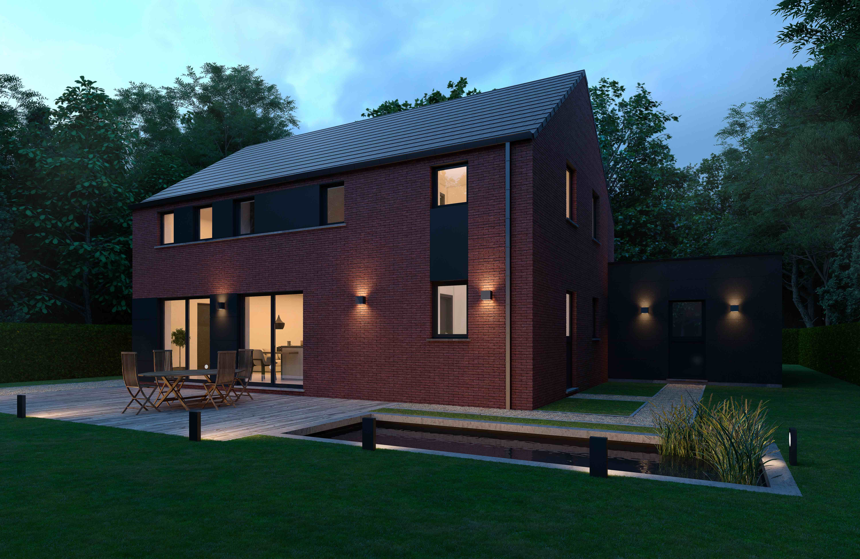 construction maison neuve simulation