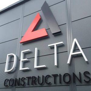 Delta constructions entreprise de construction li ge for Entreprise de construction