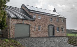 construire maison clé sur porte à Walhain