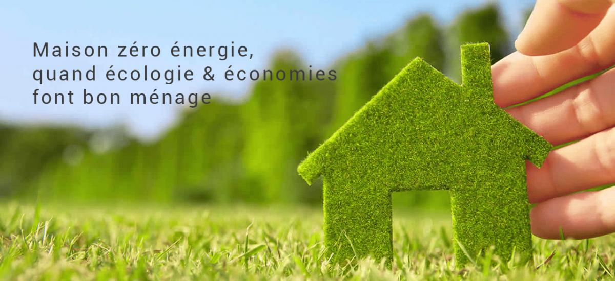 Maison zéro énergie, la norme absolue à partir de 2021
