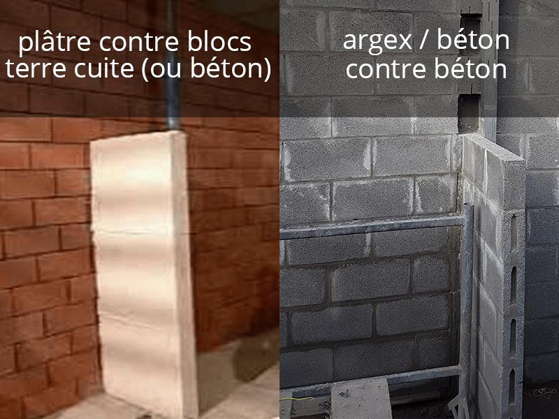 blocs d'argex delta constructions