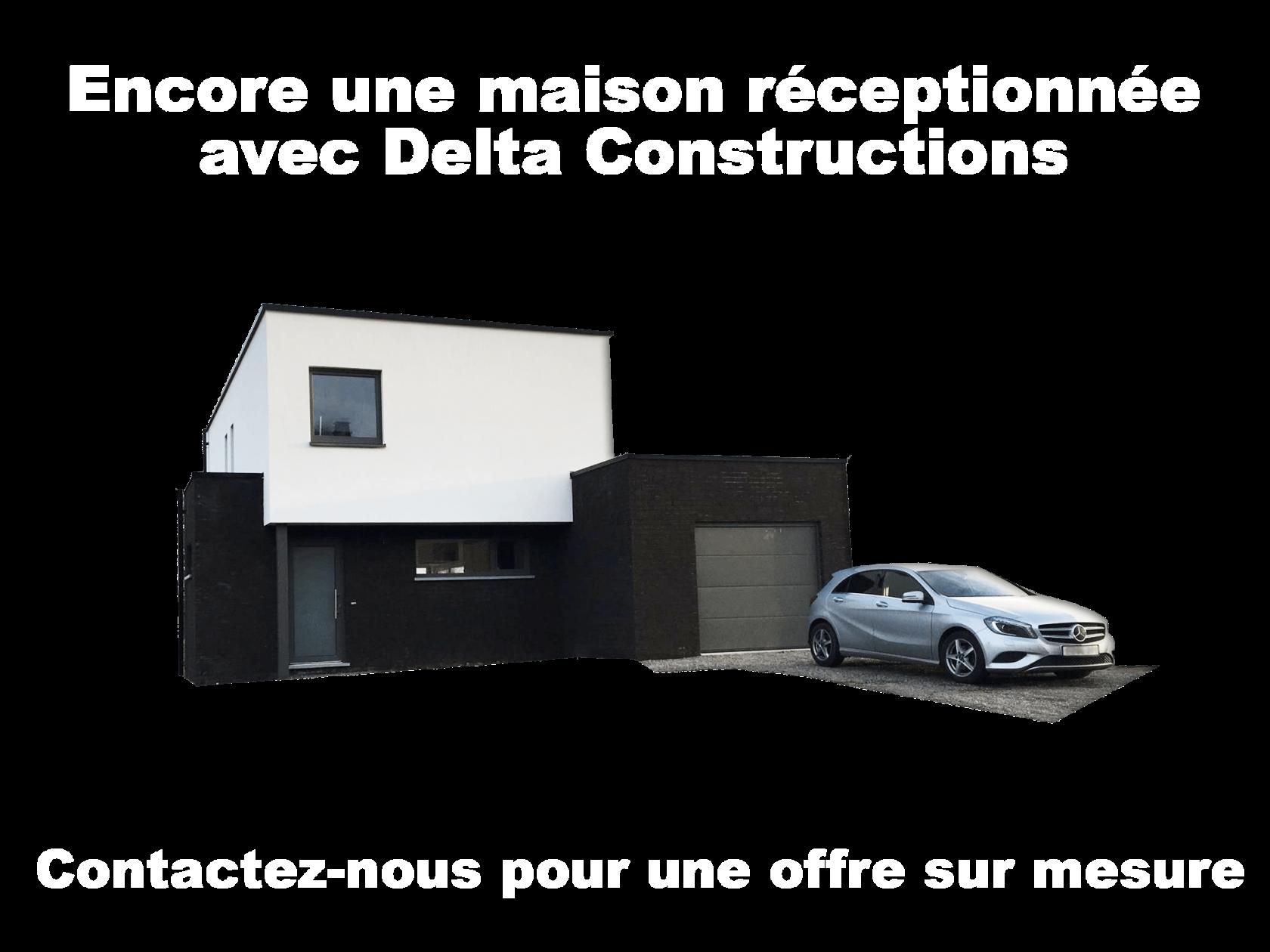 reception Delta Constructions