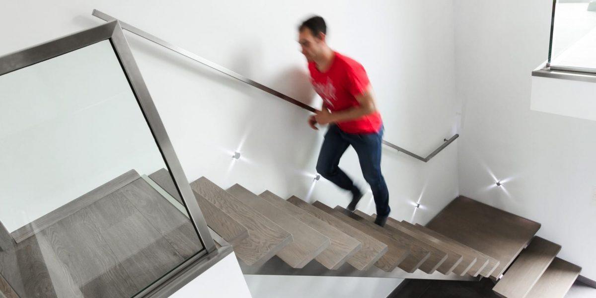escalier contemporain delta constructions