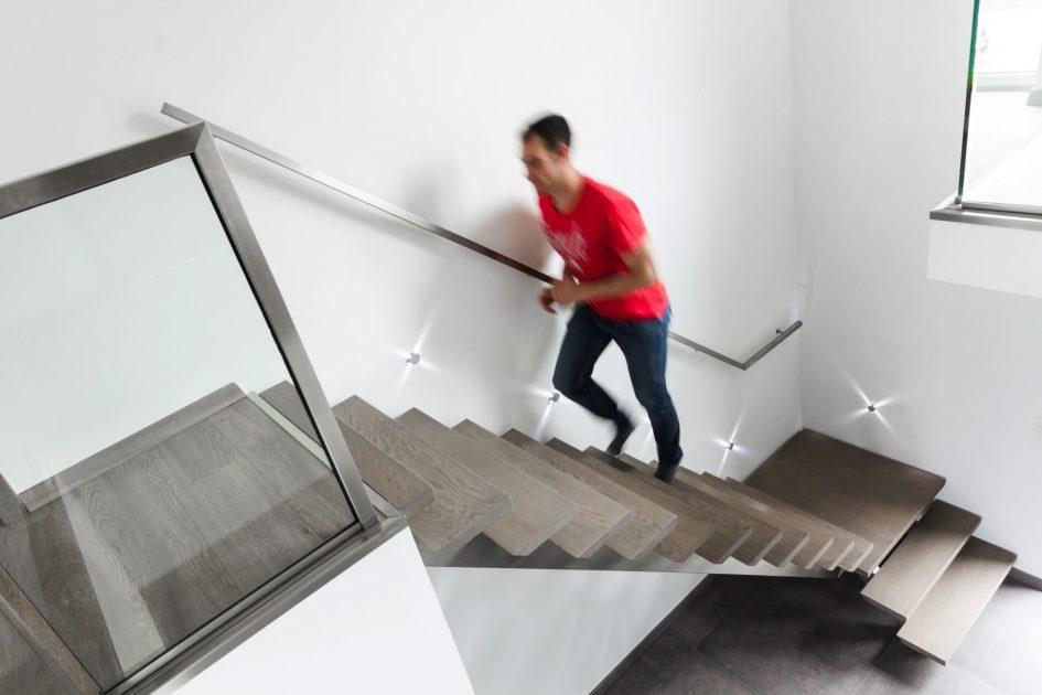 escalier delta constructions