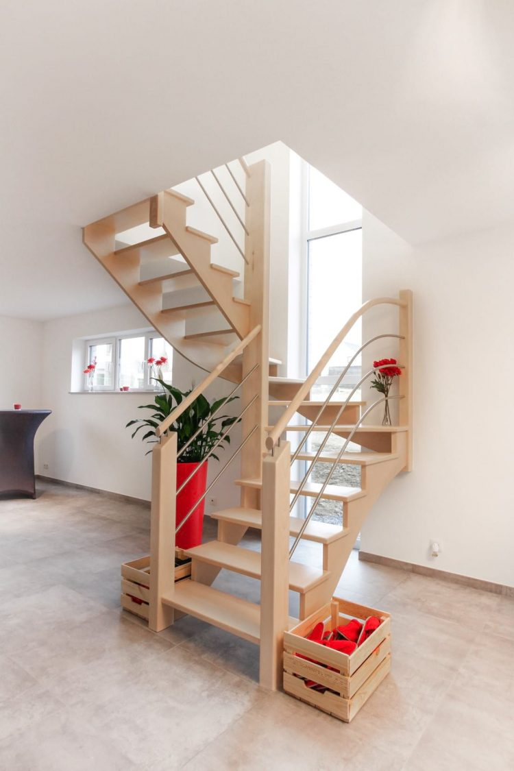 delta constructions escalier