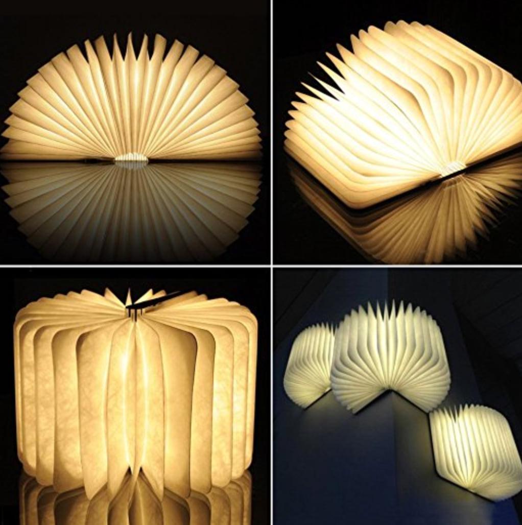 éclairages contemporains lampe de chevet LED