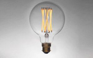 Lampe Elva avec filaments LED