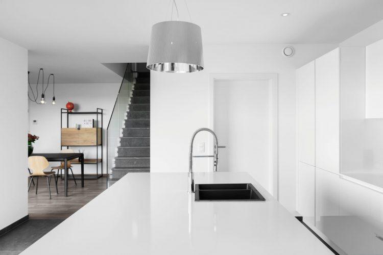 Maison contemporaine Verlaine Delta Constructions