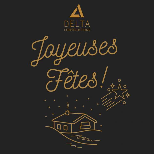 Joyeuses Fetes 2019 Delta